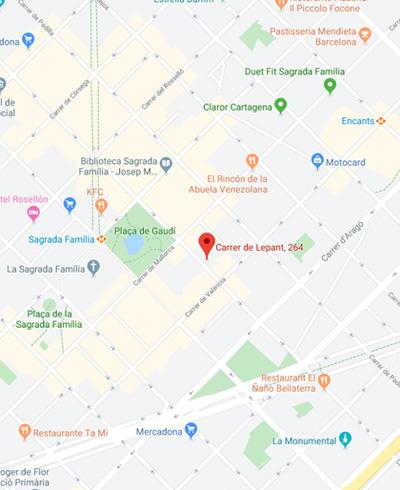 Mapa Localitzación Servitek