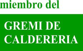 Miembro Gremio Caldereria